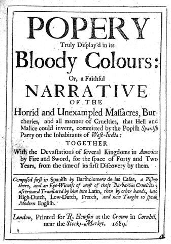 bloody-popery