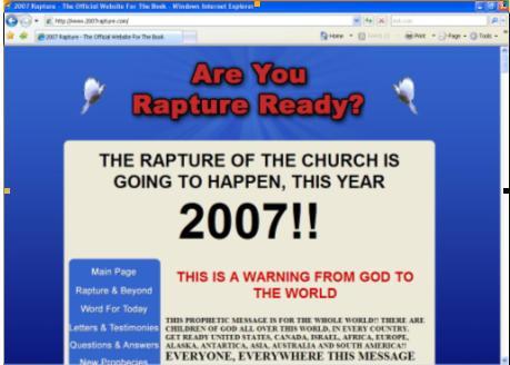 rapture2007