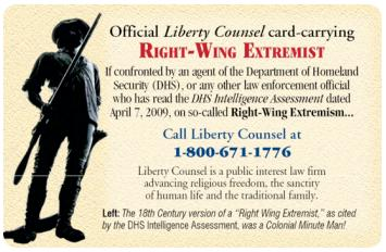 Right-Wing Extremist