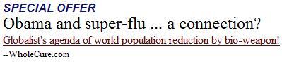 WND Obama Flu