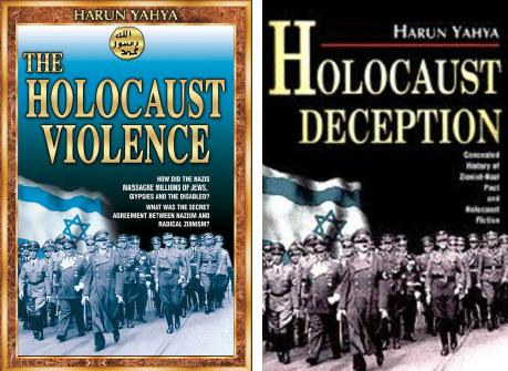 Yahya Holocaust Books
