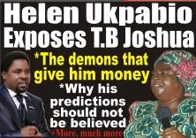 Helen Ukpabio Attacks T B  Joshua in Interview | Bartholomew's Notes