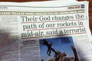Jewish Telegraph Hamas Rockets