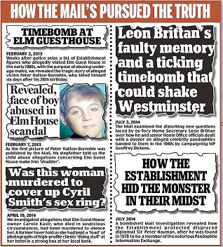 Brittan Mail Elm